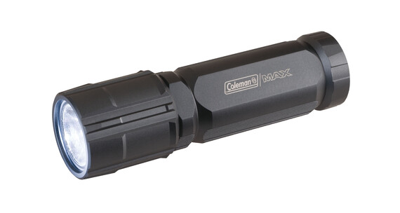 Coleman High-Power Aluminium LED Flashlight Lommelygte sort